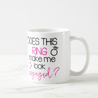 Hace este anillo hacen que mira la taza de café