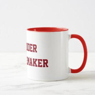 Hace-Gooder la taza del perturbador