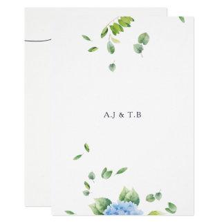Hacemos la tarjeta de la invitación del boda del