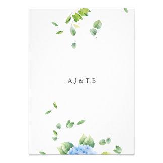 """""""Hacemos"""" tarjeta de la invitación del boda del"""