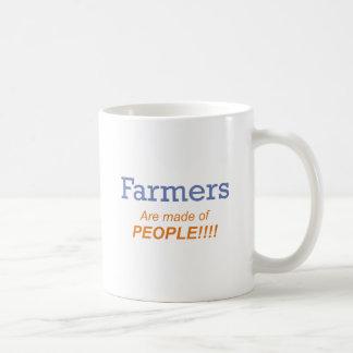¡Hacen los granjeros de gente Taza De Café