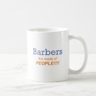 ¡Hacen los peluqueros de gente Taza