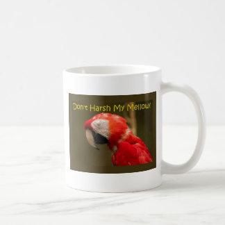 Hacen no duro mis suaves tazas de café