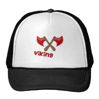 Hacha de Viking Gorro De Camionero
