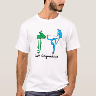 hacha del ginga de los artes marciales del camiseta