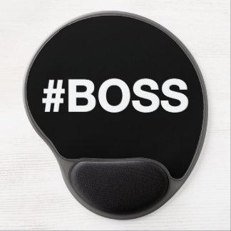 Hachís-etiqueta Boss Alfombrilla Gel