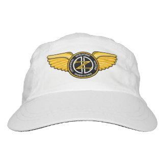 Hacia fuera con alas gorra
