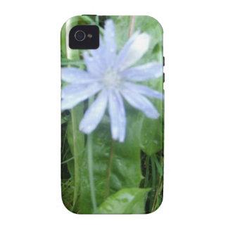 Hada azul iPhone 4/4S carcasas