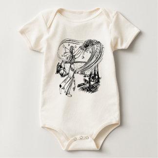 hada-cuentos body para bebé