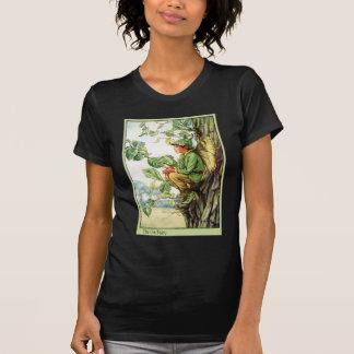 Hada del árbol de olmo camisetas