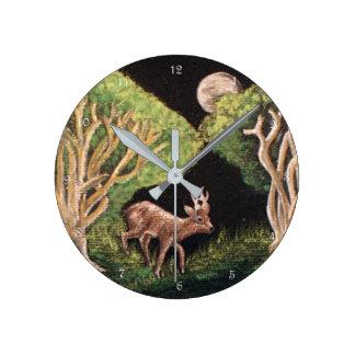 """Hada del """"del reloj de pared dólar de los ciervos"""