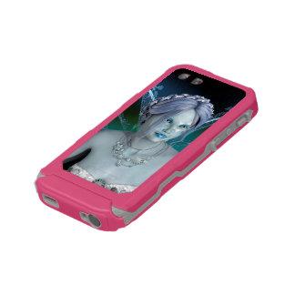 Hada del invierno carcasa de iphone 5 incipio atlas id