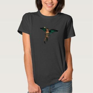 Hada gótica camisetas