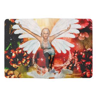 Hada maravillosa con el cisne cuaderno extragrande moleskine