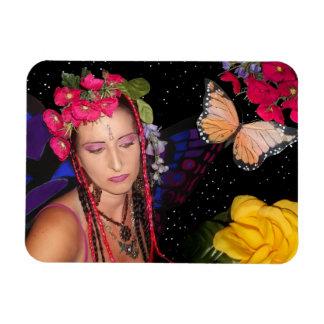 Hada y el imán de la mariposa