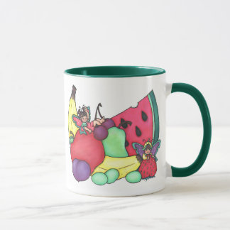 Hadas de la fruta