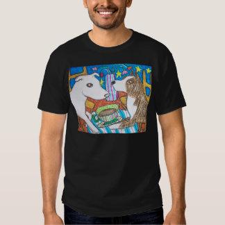Haga al americano que los terrieres de Pitbull Camisetas