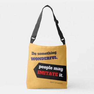 Haga algo bolso maravilloso