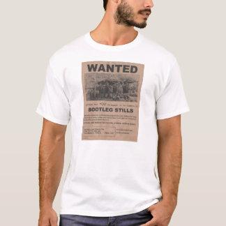 Haga contrabando la camiseta de las calmas