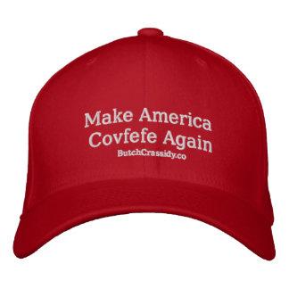 Haga el gorra de América Covfefe otra vez