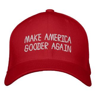 Haga el gorra de América Gooder otra vez