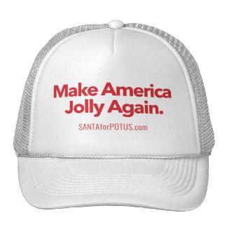 """""""Haga gorra del camionero de América muy otra vez"""""""