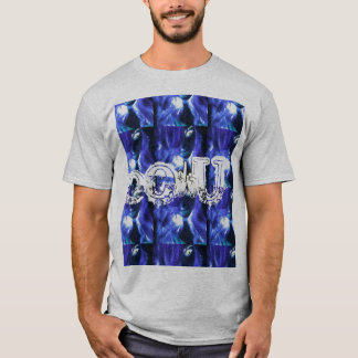 Haga la camiseta básica de los hombres de U