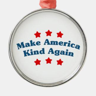 Haga la clase de América otra vez Adorno De Cerámica