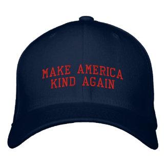 Haga la gorra de béisbol de encargo de la clase de