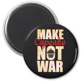 Haga la guerra de la magdalena no imán