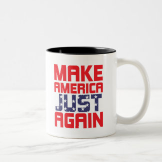 Haga la taza de América apenas otra vez