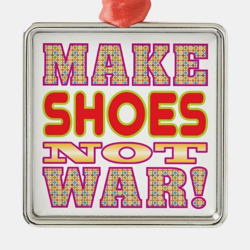 Haga los zapatos v2 adornos