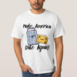 Haga que América ralla otra vez Camiseta