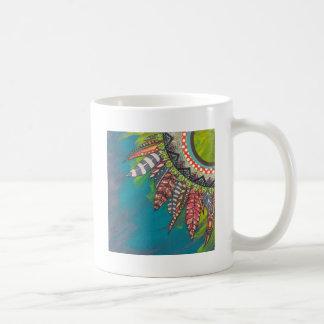 Haga qué hace su brillo del alma taza de café