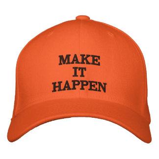 Haga que sucede el gorra de béisbol del camionero