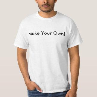 Haga su propia camiseta