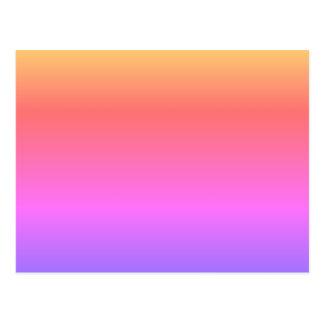 HAGA SU PROPIA POSTAL el personalizable en colores