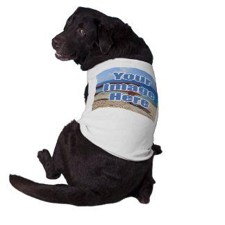 Haga su propio DIY personalizado Camiseta Sin Mangas Para Perro