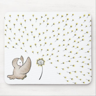 Haga un deseo alfombrilla de ratón