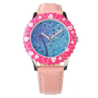 haga un deseo reloj de pulsera
