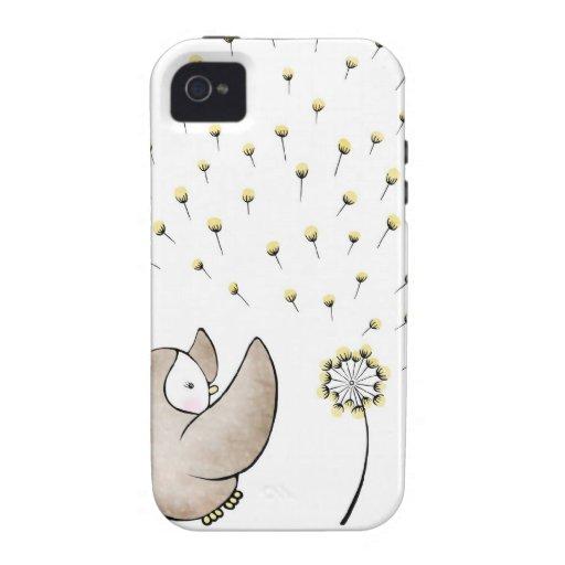 ¡Haga un deseo! Vibe iPhone 4 Carcasas