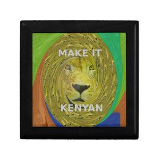 Hágale al Kenyan Joyero