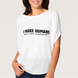 Hago a SERES HUMANOS Camisetas