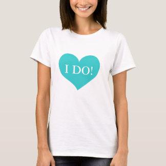 ¡Hago! Camiseta