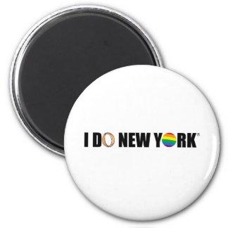 HAGO el anillo de NY Imán