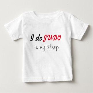 Hago judo en mi camiseta del sueño