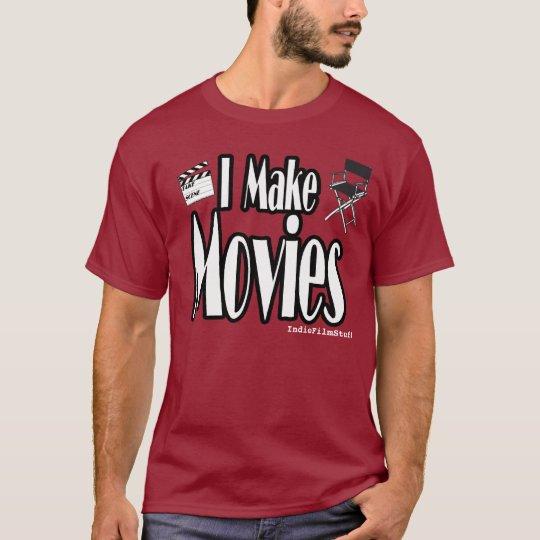Hago la camiseta de las películas