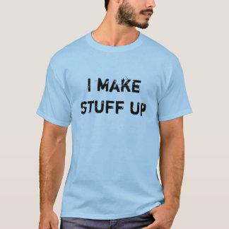 Hago la materia para arriba camiseta