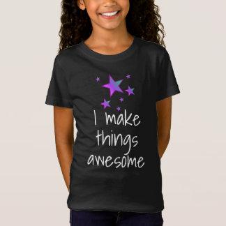 """""""Hago las cosas"""" la camiseta impresionante"""