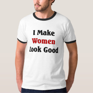 Hago las mujeres mirada buena camisas